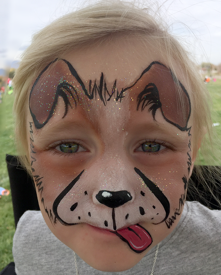 face painting by zanypaint serving the front range since
