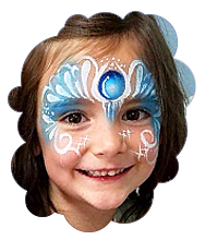 Frozen Face Painting Party